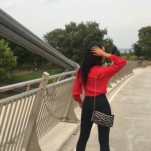 Tops - Silk blouse
